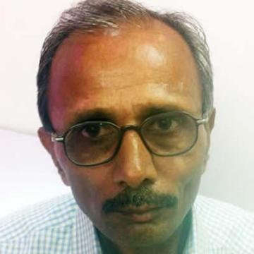 Dr R.C Patidar,Treated For Arthritis