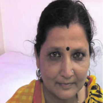 Smt. Payal Bairati, Treated For Skin Rashes
