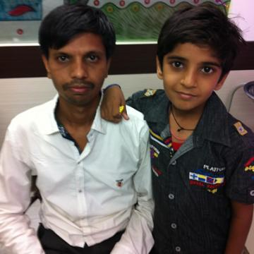 Om Prakash Cured For Renal Stone Disease